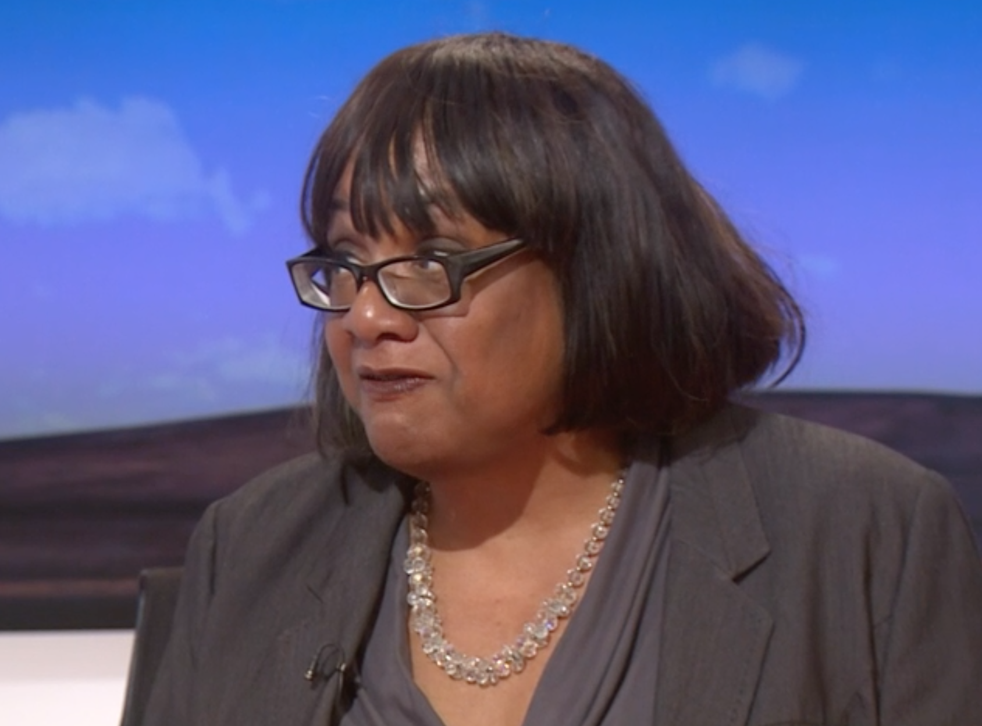 Diane Abbott performed badly in various media appearances, before revealing she had been struggling illness