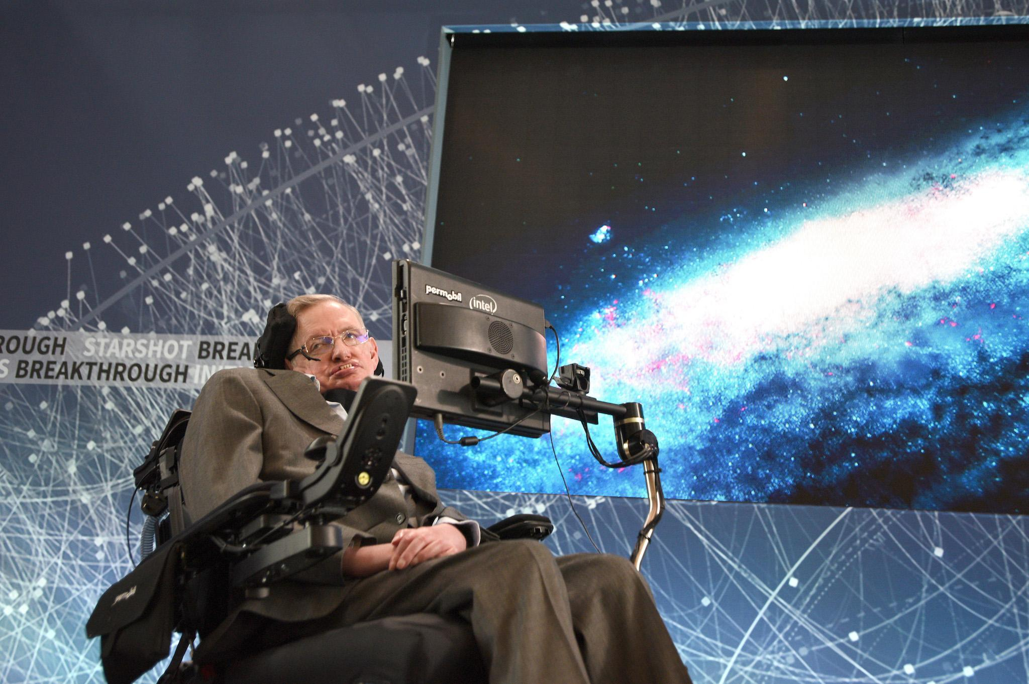 Stephen Hawking just moved up humanity's deadline for escaping Earth