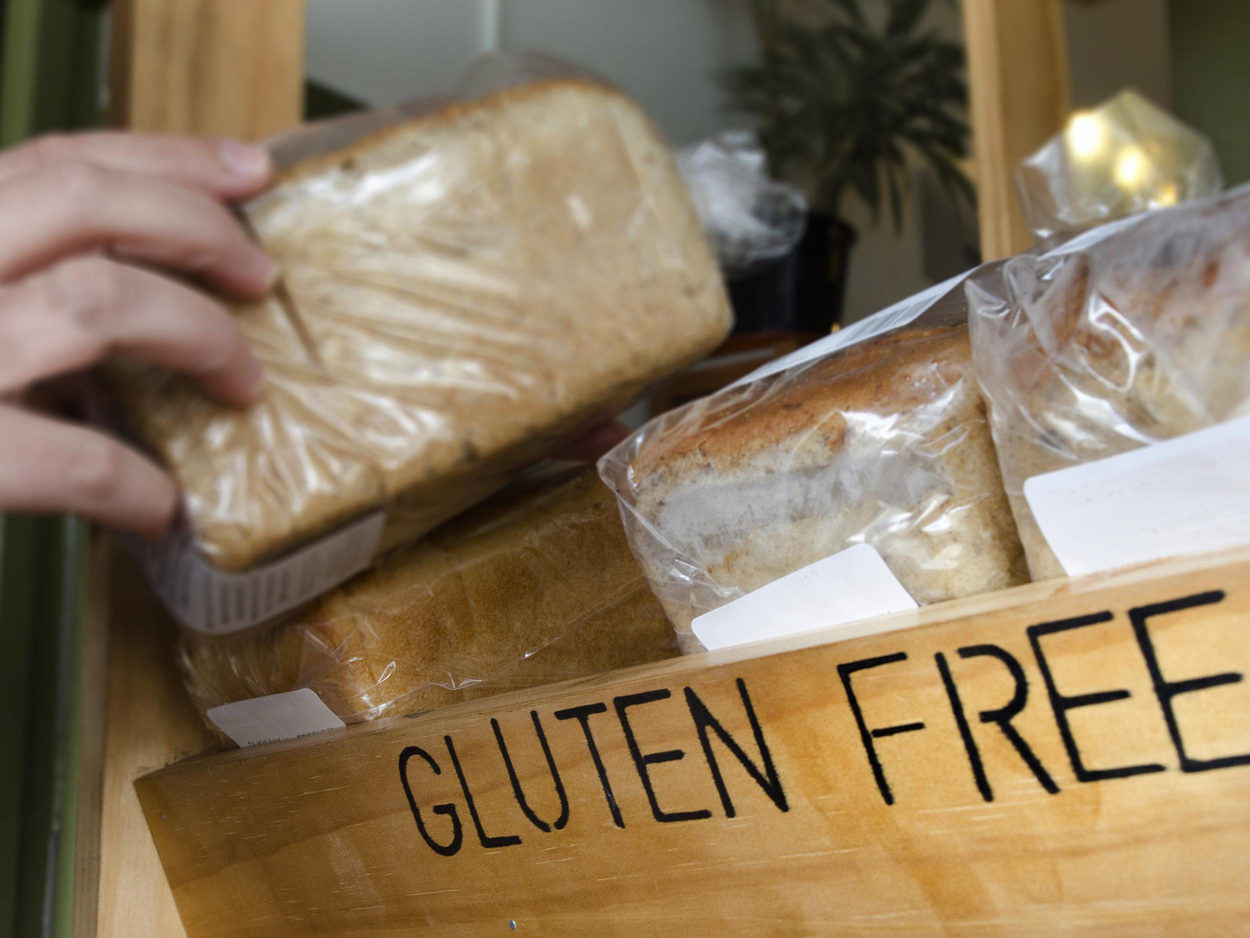 Gluten i glutenfri fiskratt