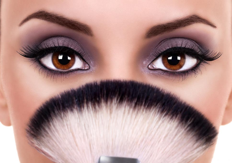 dfe023a358d More than half of men believe women wear make-up to trick them into  thinking they're attractive, study reveals