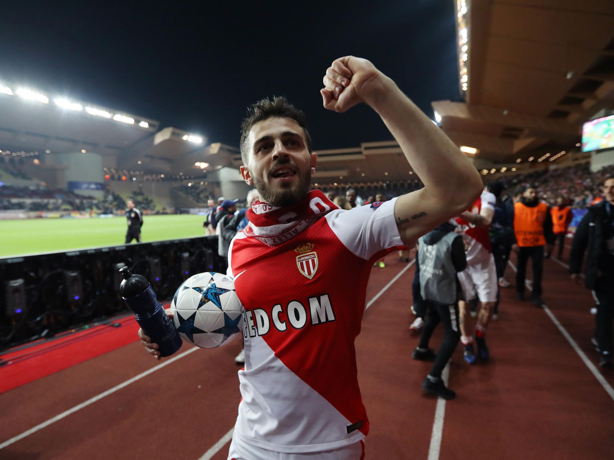 Jose Mourinho wants to sign Monaco s Bernardo Silva for Manchester