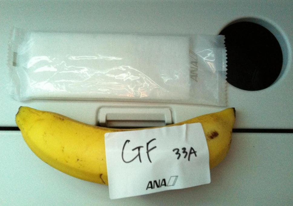 Man Given A Banana As Gluten Free Meal On Nine Hour Flight