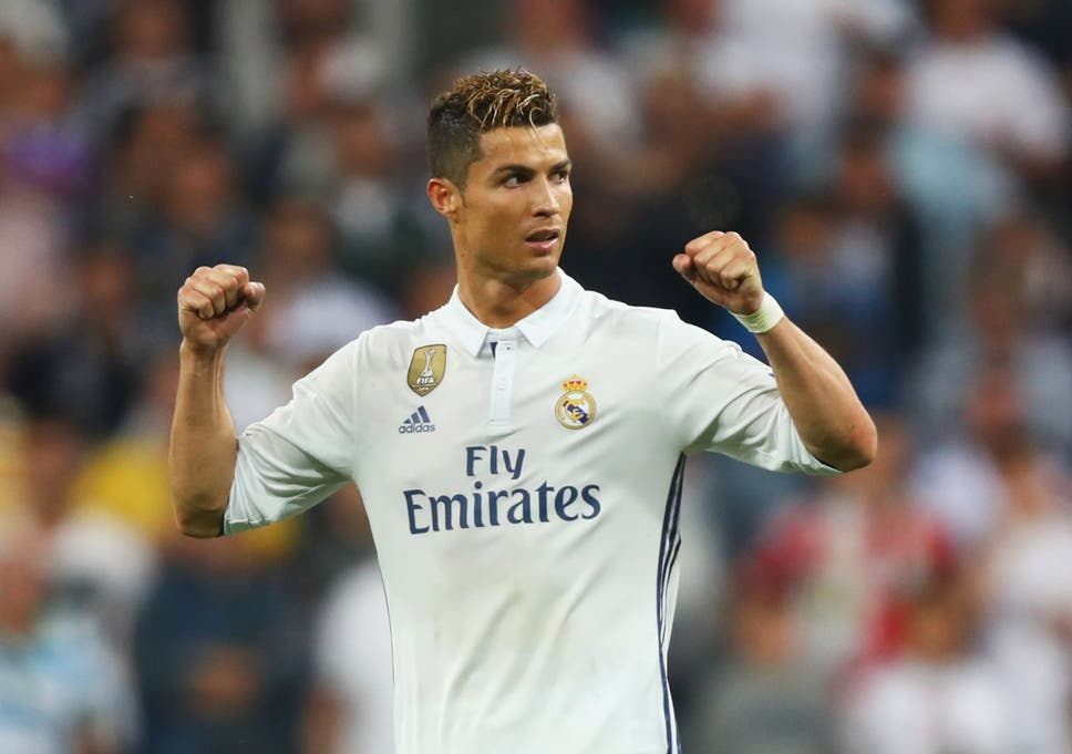 bafd7e2bb85 Ronaldo has now scored 13 goals in Champions League semi-finals