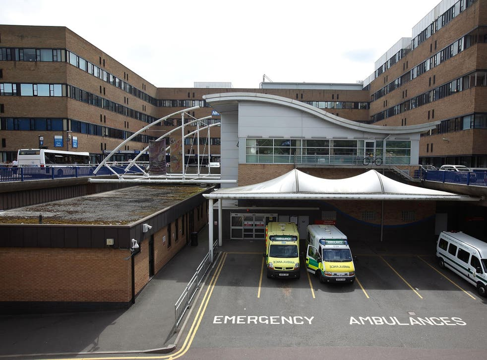 The locum was employed at Nottingham University Hospitals and two other hospital trusts