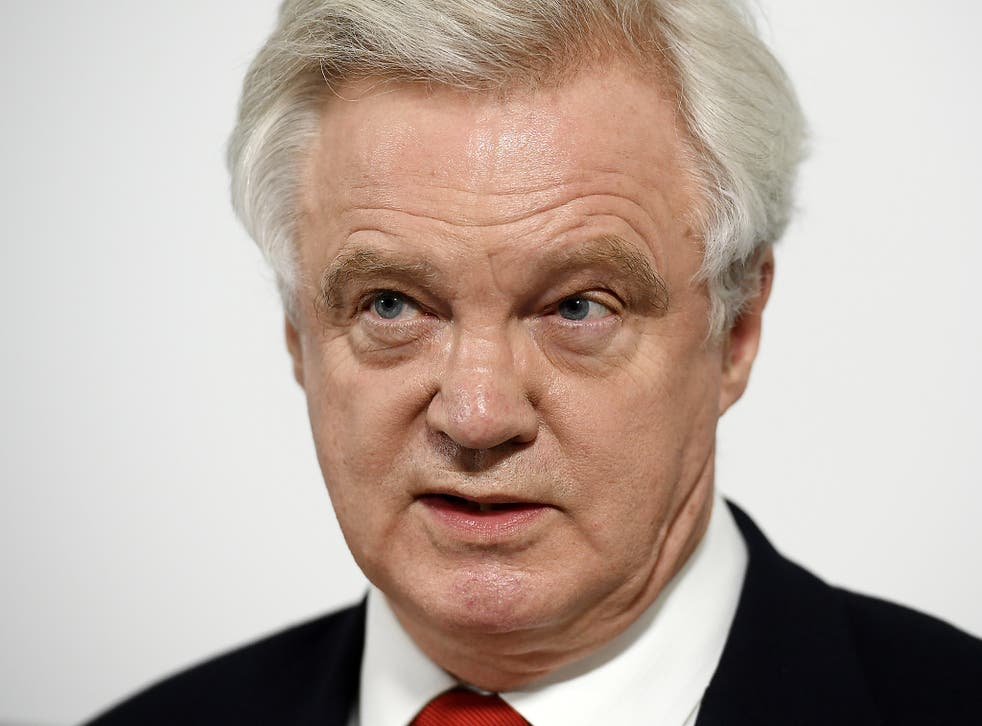 Brexit Secretary David Davis wants a continuation of the EHIC system