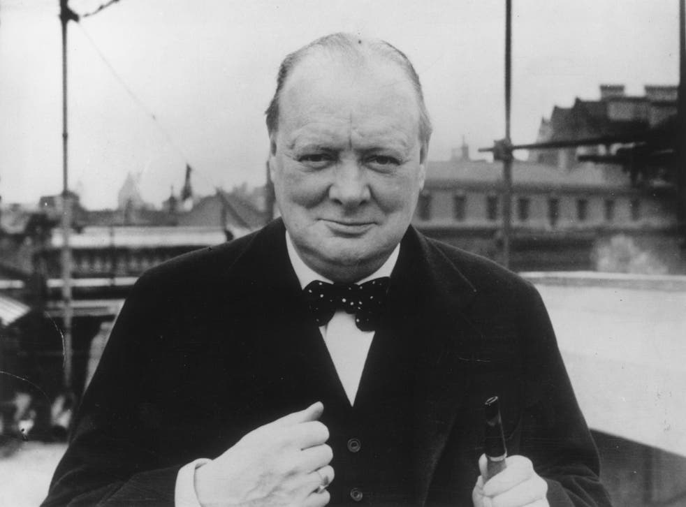 Winston Churchill (Getty)