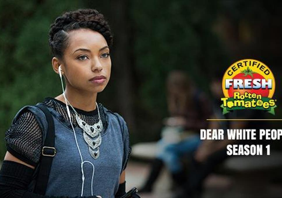 Dear White People' scores rare 100% rating on Rotten