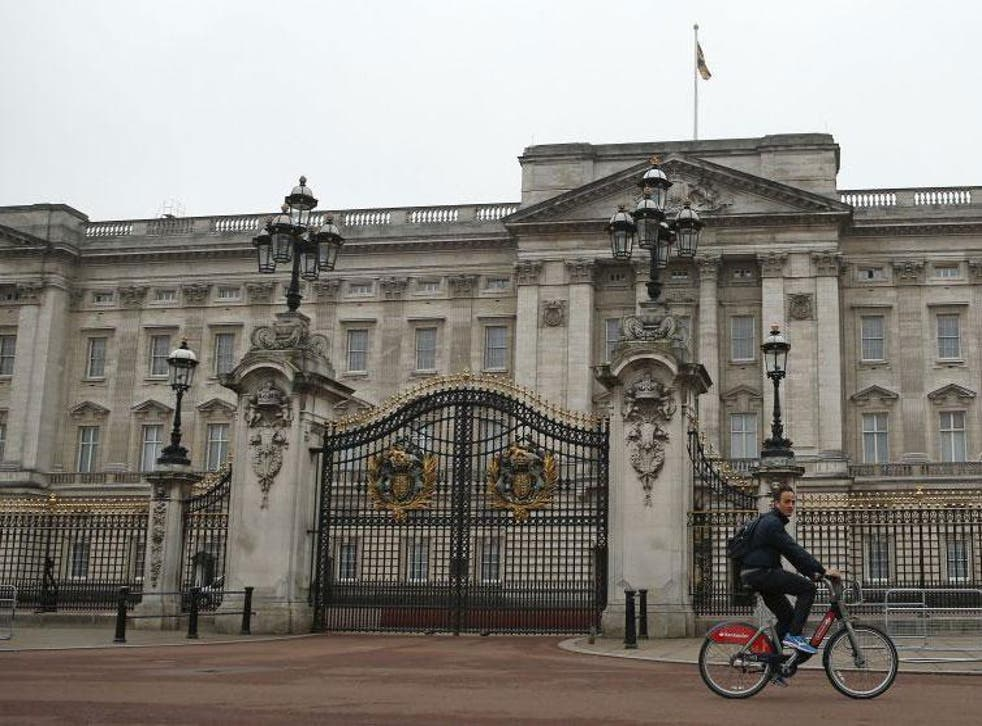 Staff were called to the Palace from around the UK