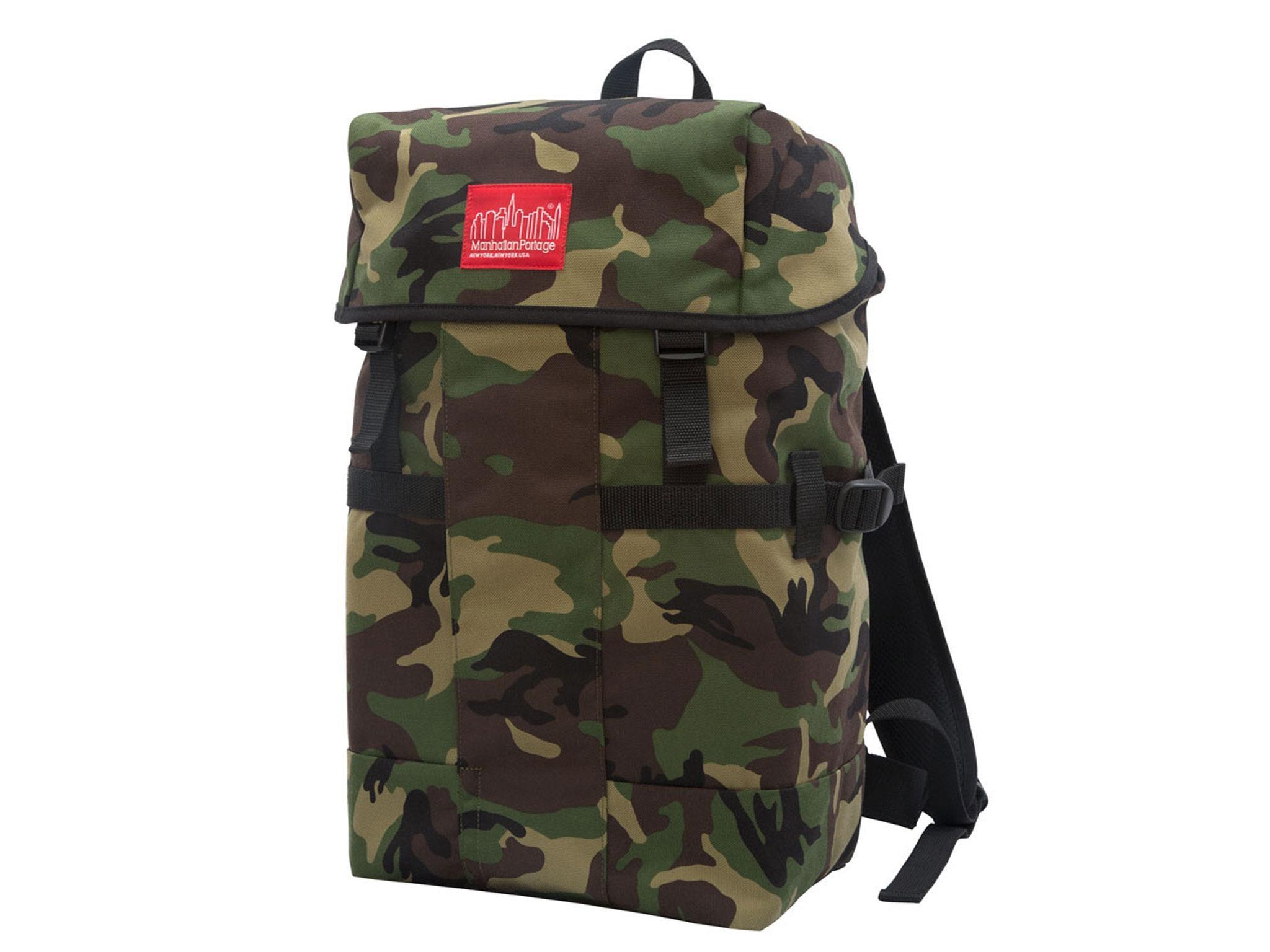 1c625273997 Manhattan Portage Greenbelt Hiking Backpack  £174