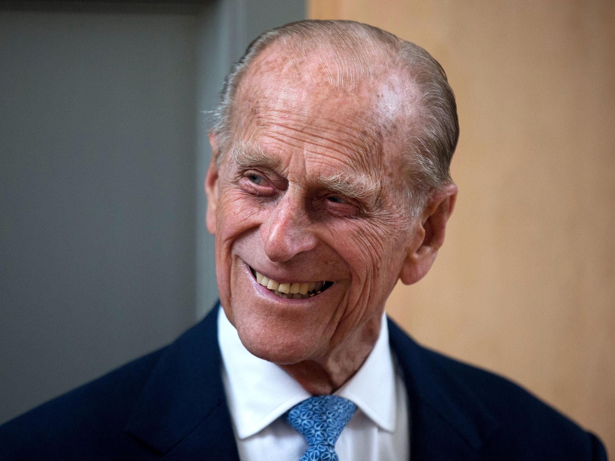 Prince Philip Buckingham Palace Announces Duke Of