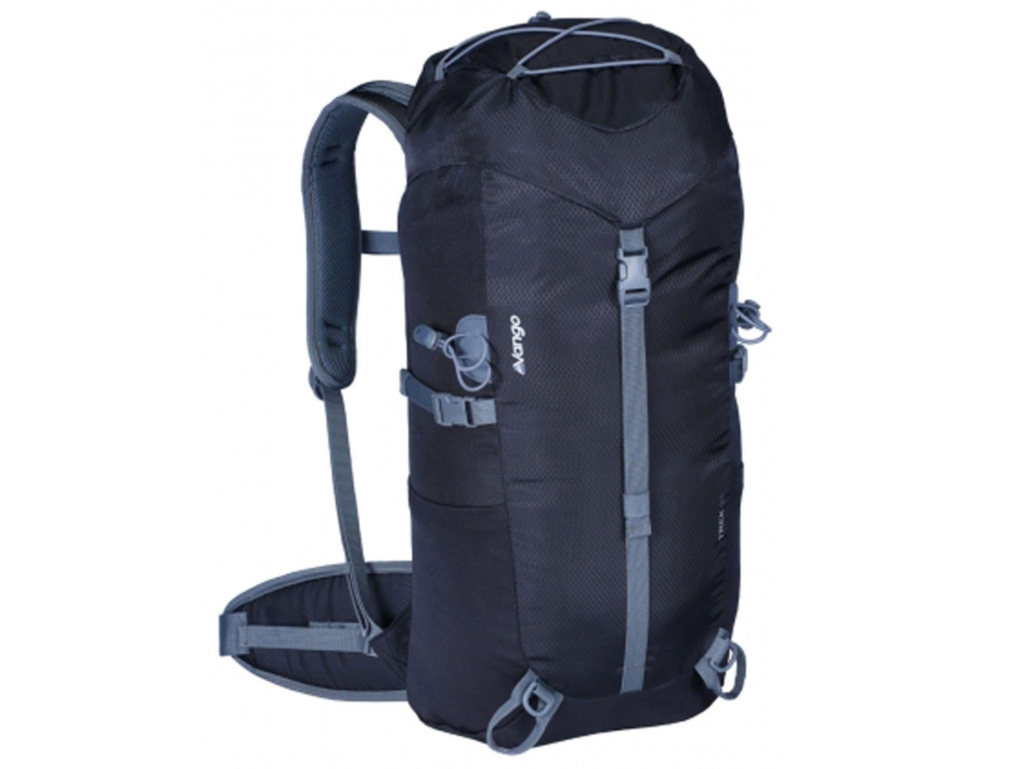 2831f5a01a2 This is a fantastic price for a very useful bag. It s simple and effective  and packs in all the basic design features you ll need, including a rain  cover, ...