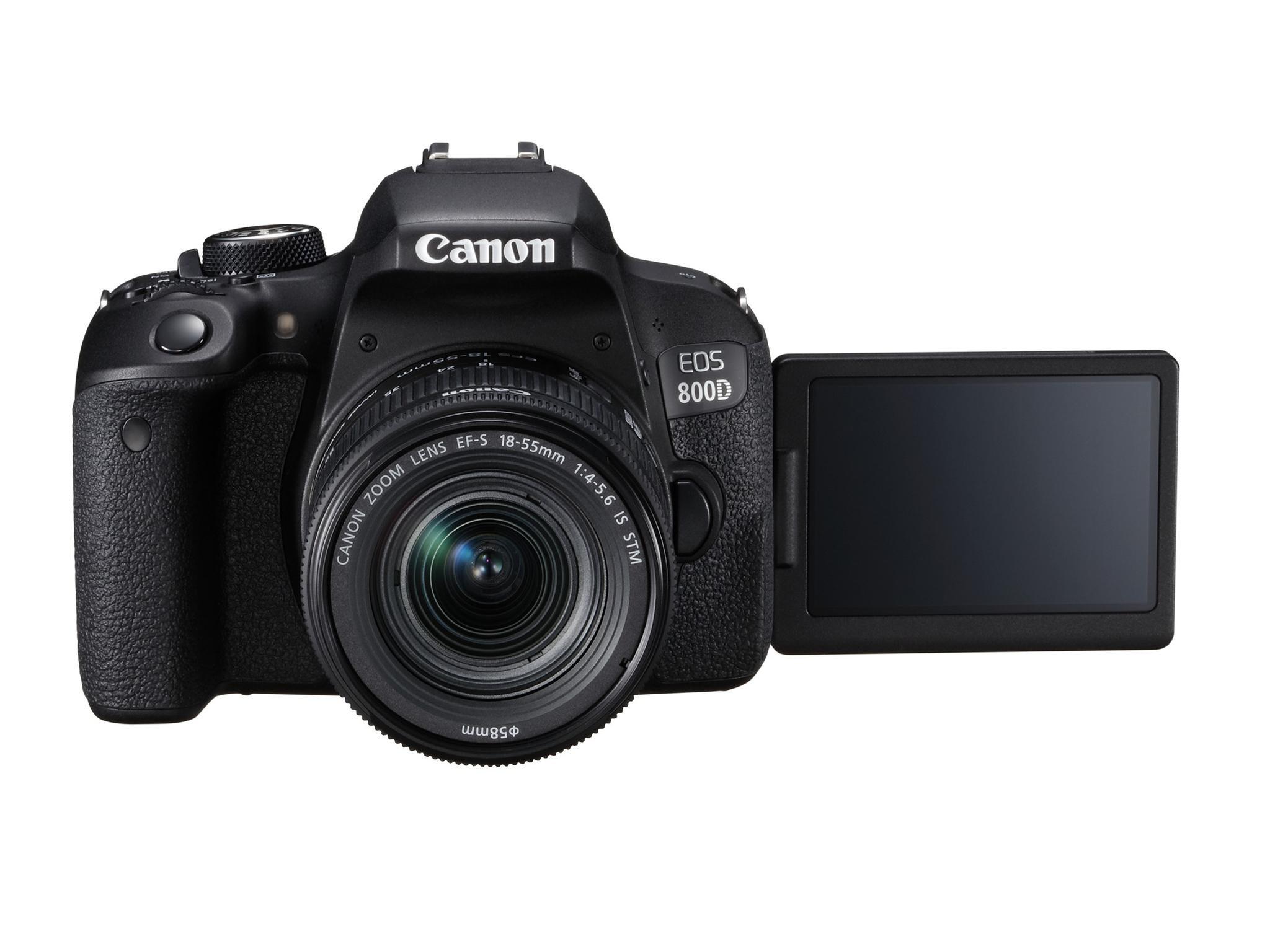 8 Best Dslr Cameras The Independent