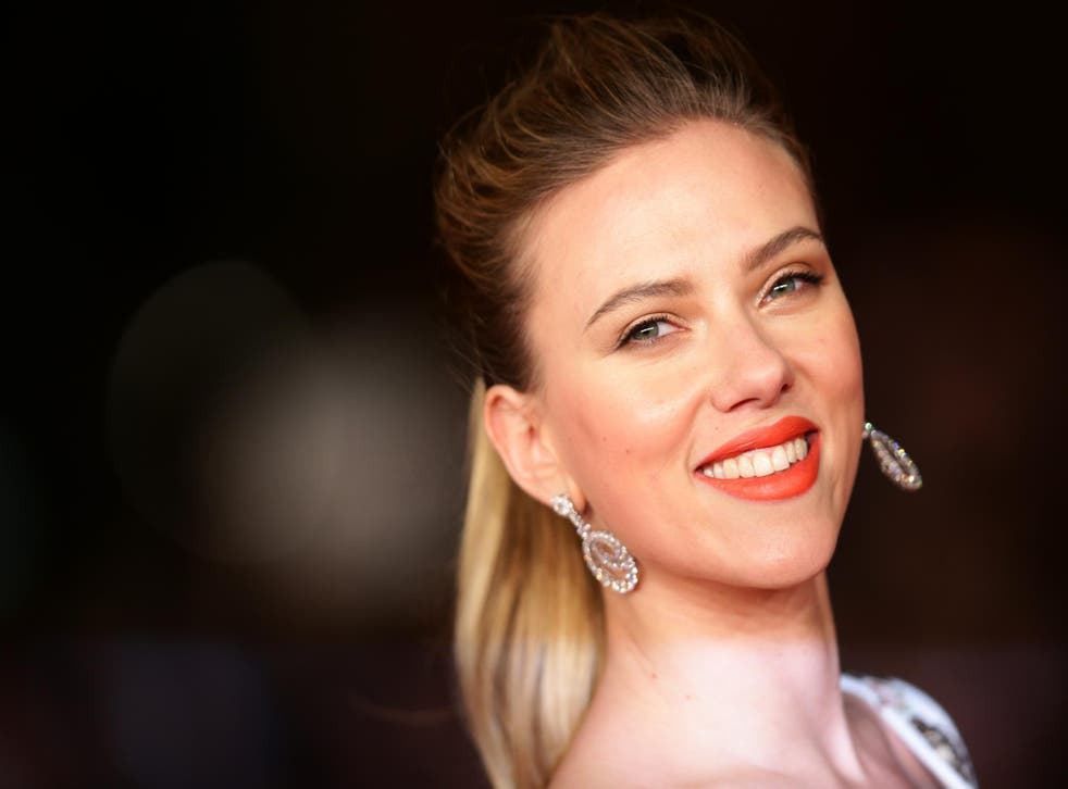 Scarlett Johansson's heart shaped chin is the most sought after