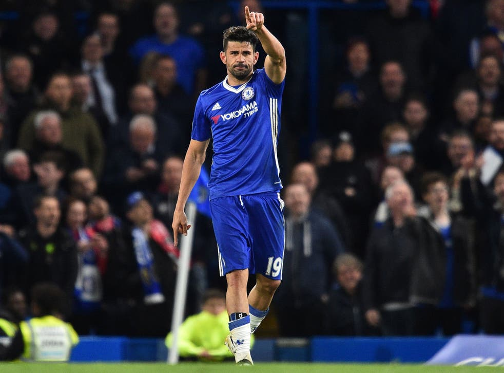 Diego Costa has repeatedly been linked with a move to the Chinese Super League