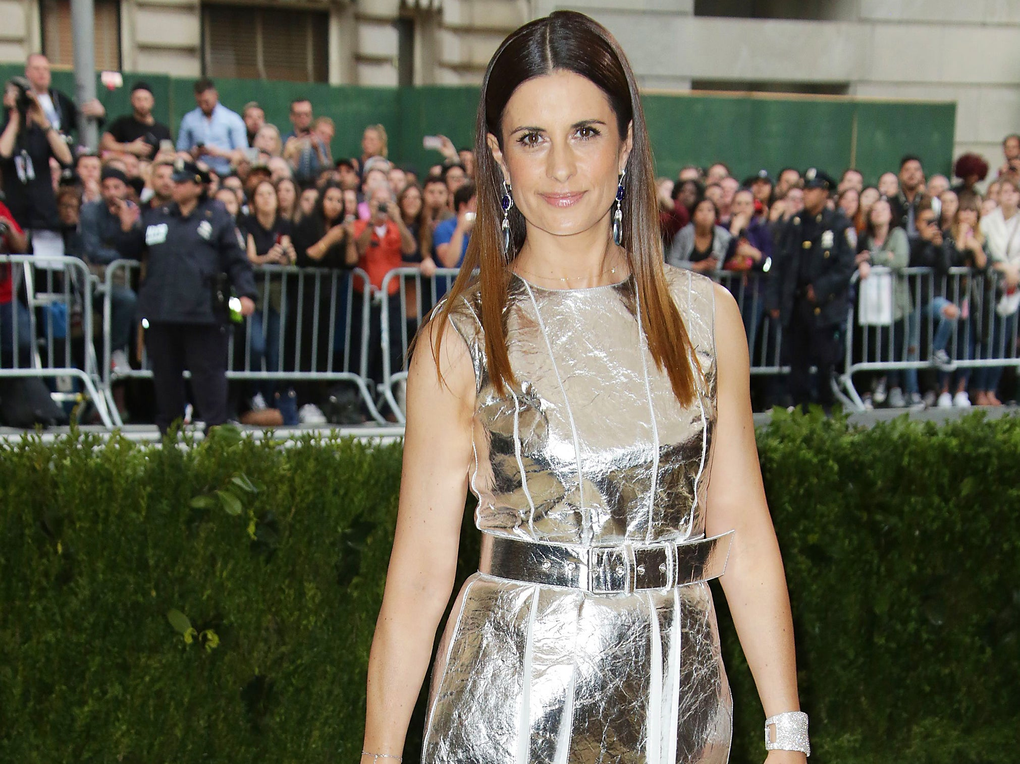 Coronavirus is the fashion industry's wake-up call to change, eco-fashion campaigner Livia Firth warns