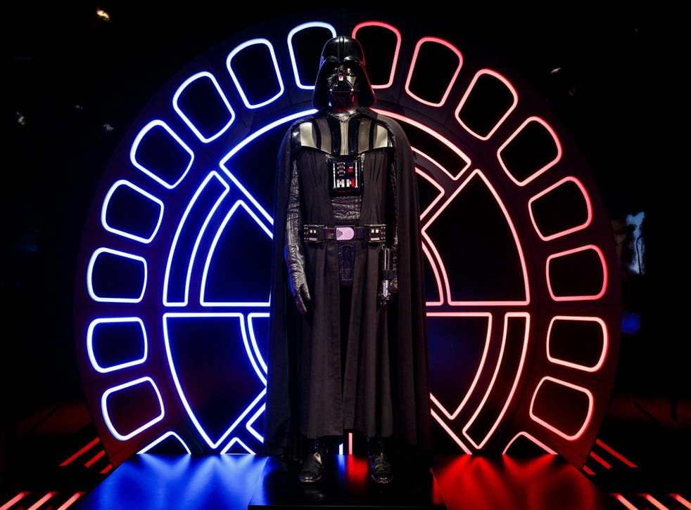 A student dressed up as Darth Vader for Star Wars Day caused a safety scare at a Wisconsin high school