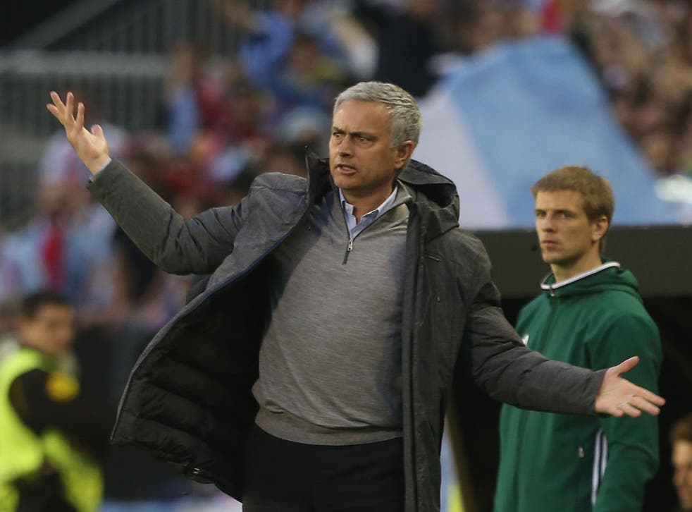 Mourinho kept talking about United's tiredness in the lead up to the game
