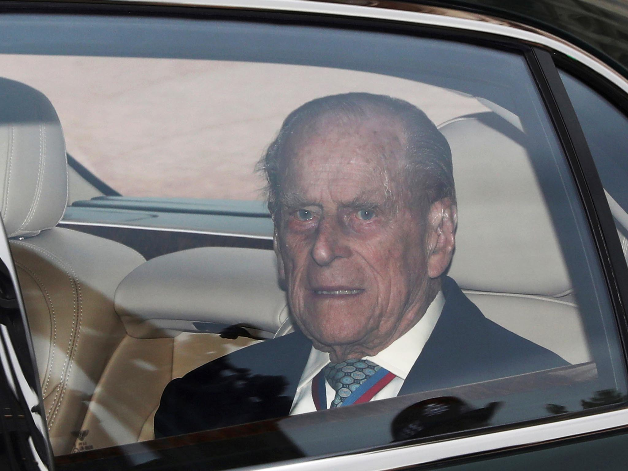 Our Masks Are Pre-Cut Prince Philip Phillip New Version Royal Card Face Mask