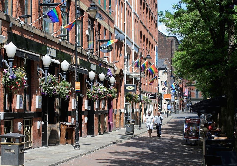 Gay Bar Across Street From Mosque