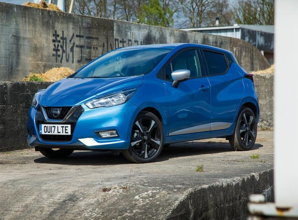 Nissan claims its ad demonstrates safety features of the Micra