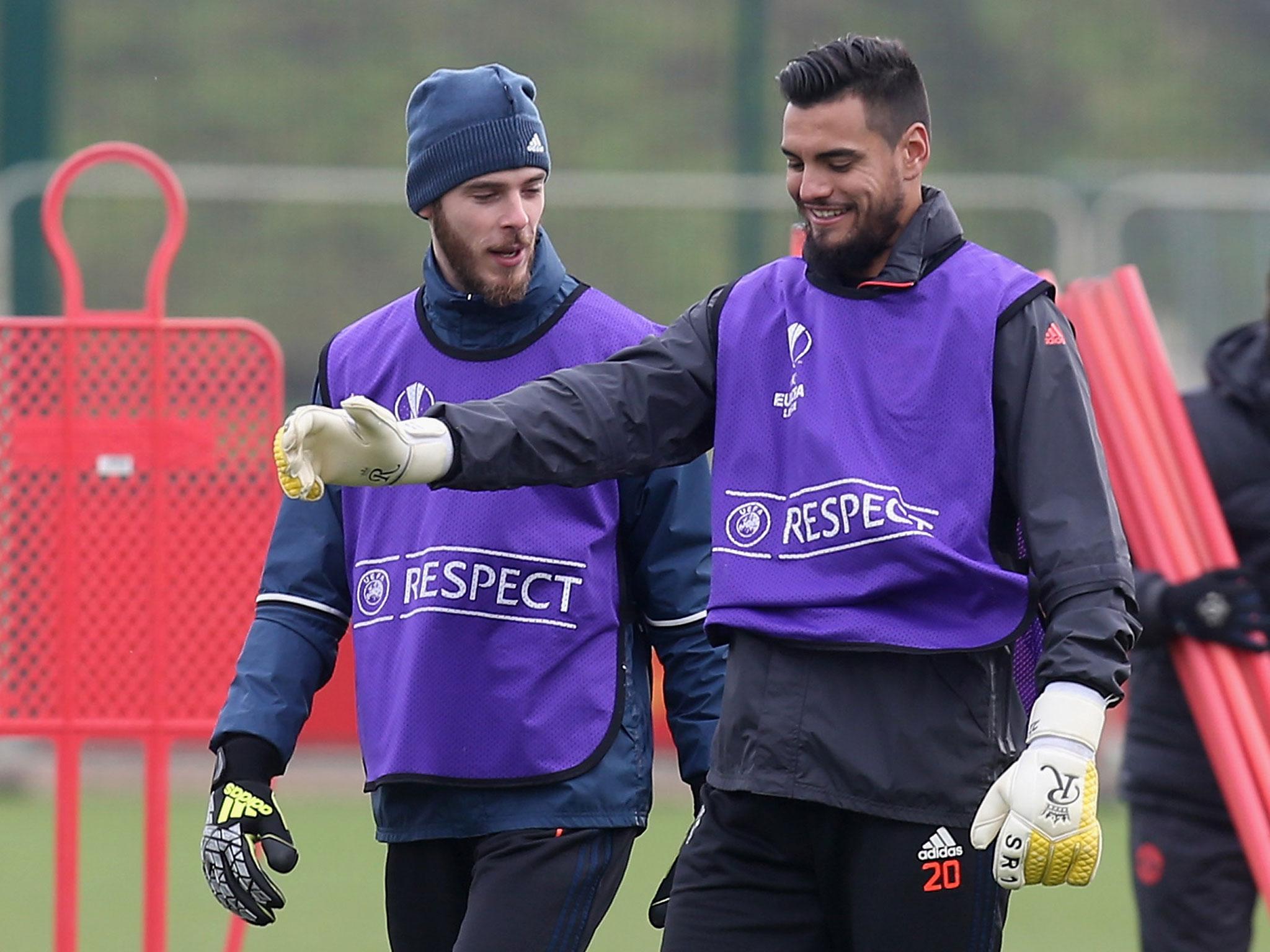 Jose Mourinho Confirms Sergio Romero And Not David De Gea Will Start