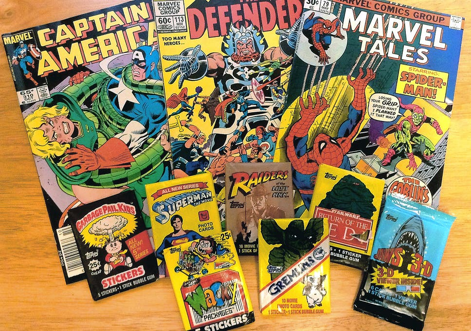 Time for heroes: How comic books came back with a vengeance