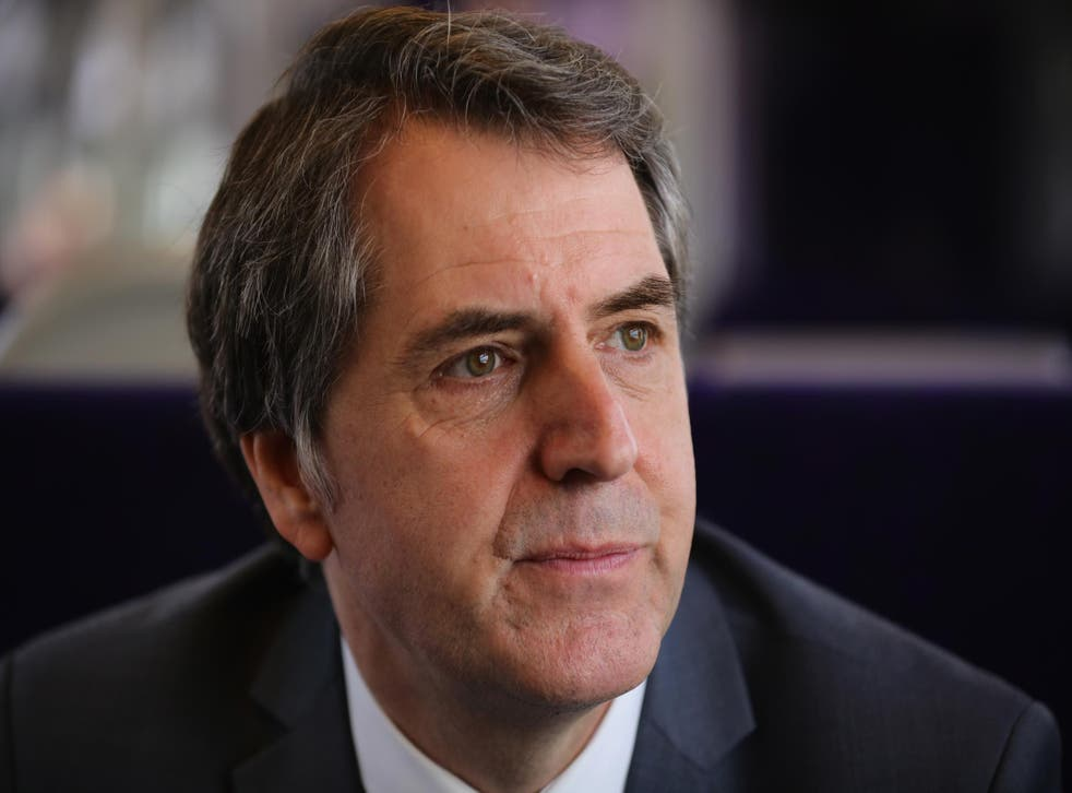 Steve Rotheram, Labour's mayor for the Liverpool City Region