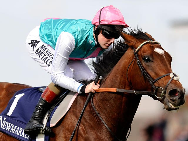 Frankel secured his legacy in the 2011 2,000 Guineas with a crushing victory