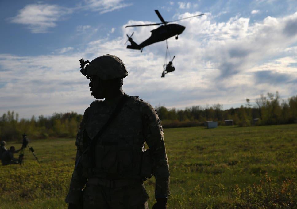 First American soldier killed in Somalia since Black Hawk Down