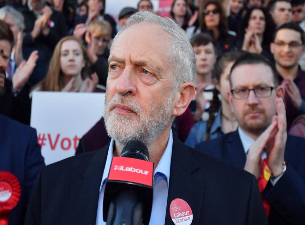 The councillor selection process was about social housing not Corbyn