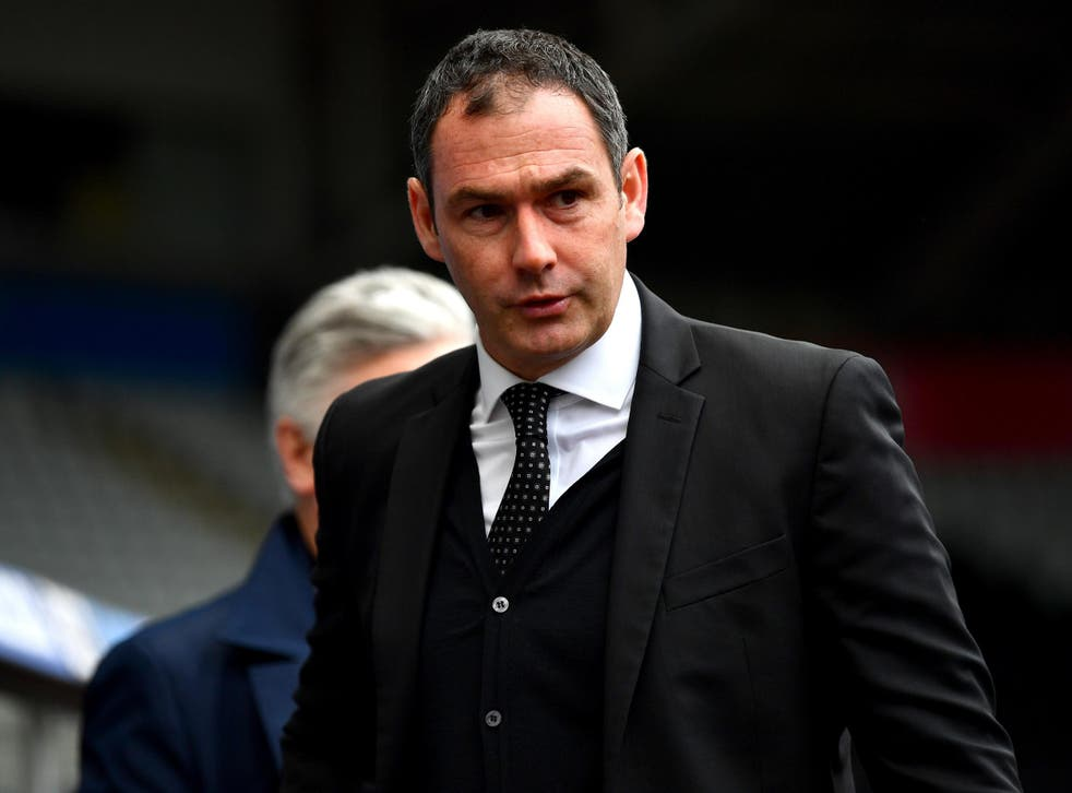 Paul Clement has the backing of the club's owners