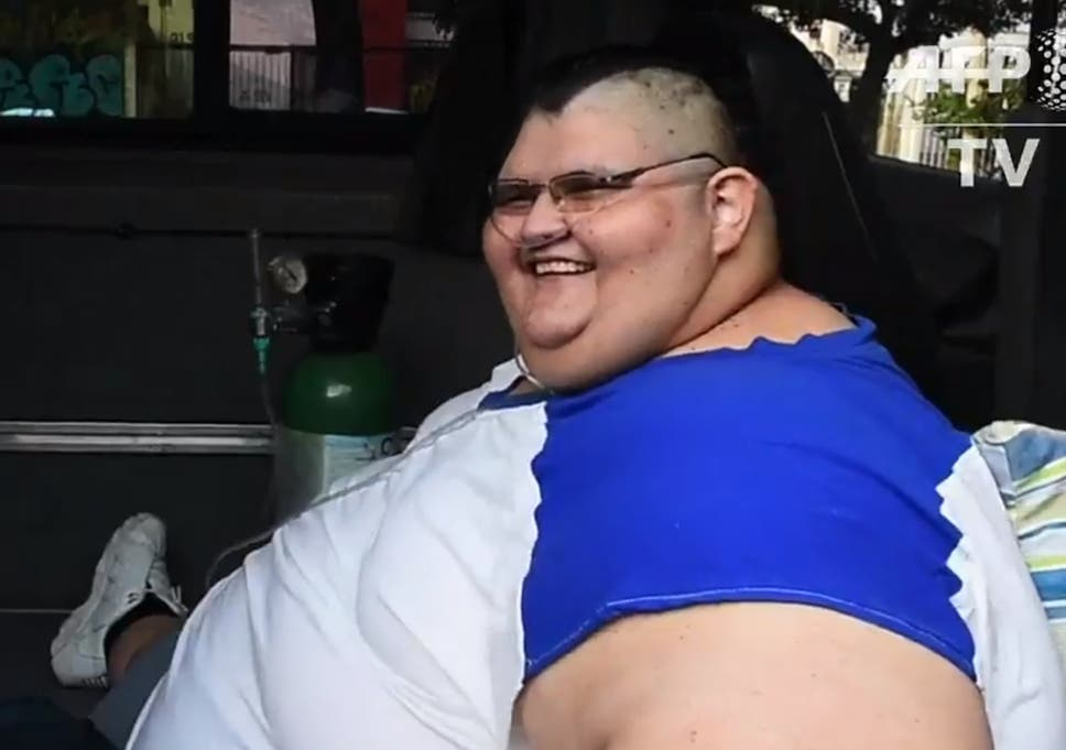world s fattest man set to have surgery to halve his weight the