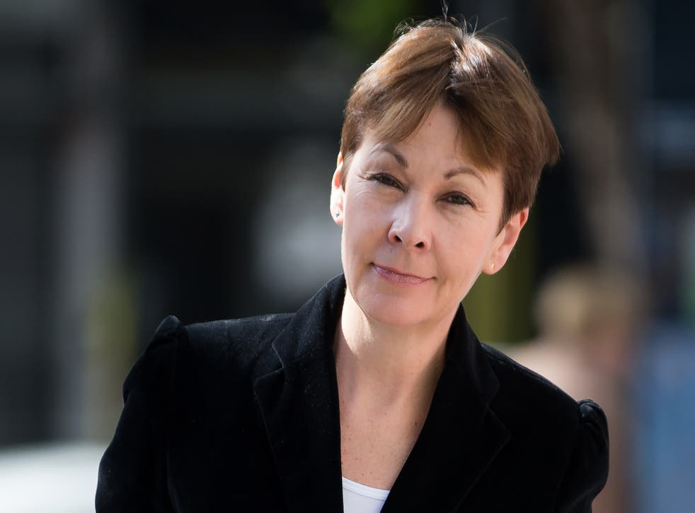 Caroline Lucas, co-leader of the Green Party, will lead calls for an overhaul of 'utterly failing' drugs laws