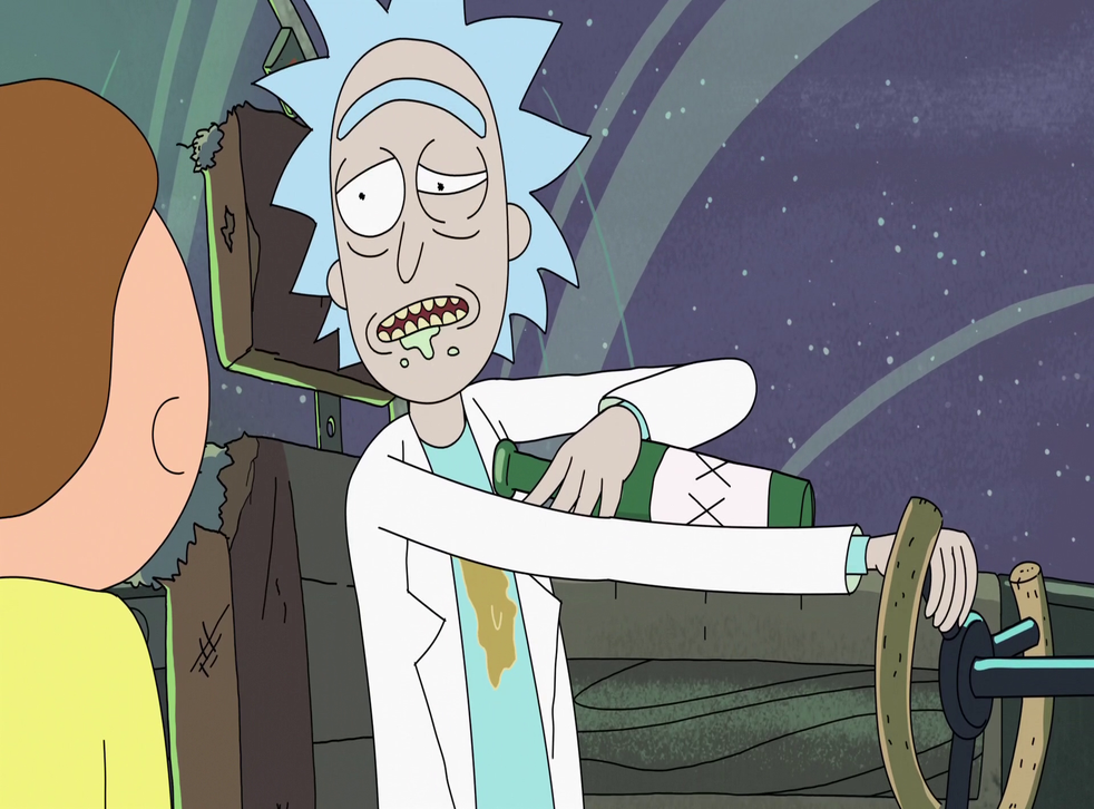 Rick And Morty Watch Creator And Voice Actor Justin Roiland Do Shots And Get Drunk For Season 3 Episode 4 The Independent The Independent The buzz on maggie is one of those kind of, i guess, odd cartoon shows that i like though i'm not sure why. rick and morty watch creator and voice