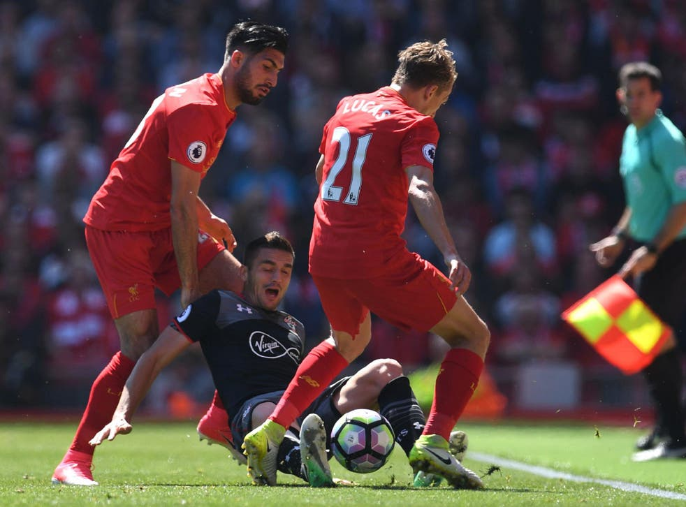 Liverpool just could not break Southampton down