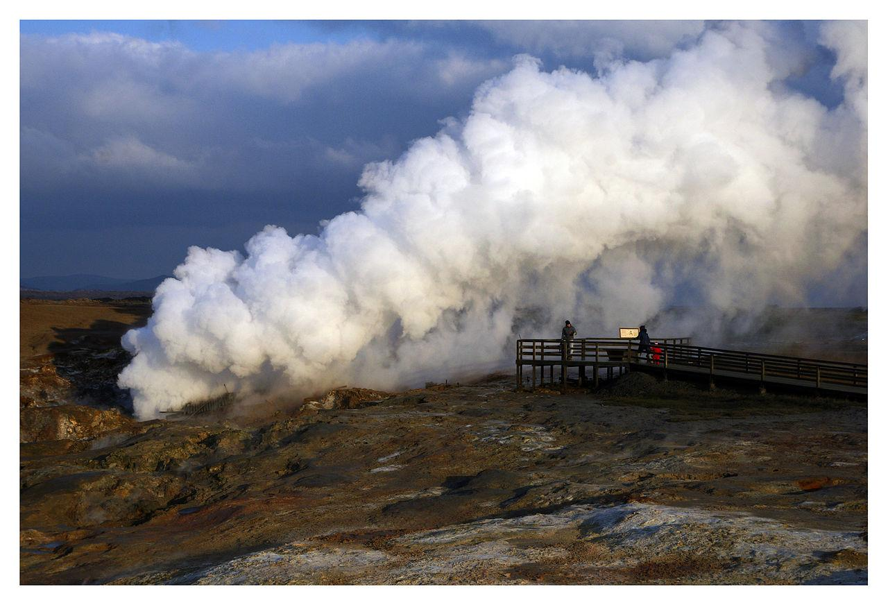 Iceland drills three miles into volcanoes to produce clean energy