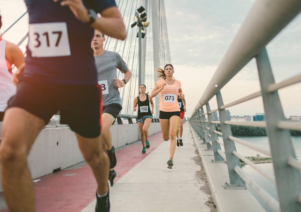 6 tips for finishing a 10k race from a reluctant runner