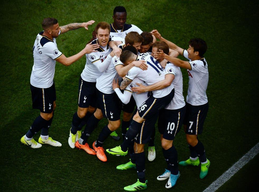 Tottenham will end their season in Hong Kong