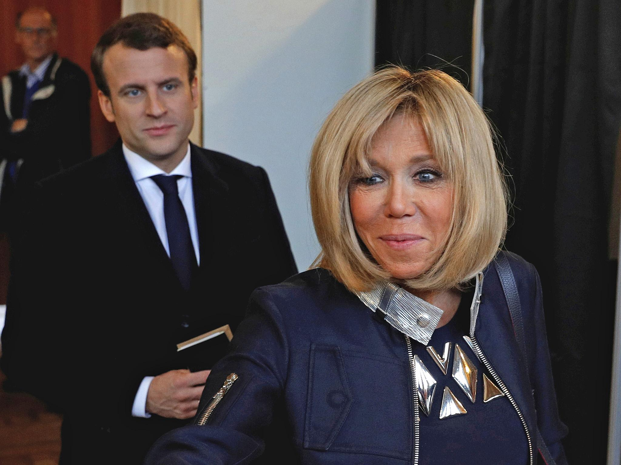 How Emmanuel Macron S Parents Discovered Their Son Was Dating His 40 Year Old Teacher The Independent The Independent