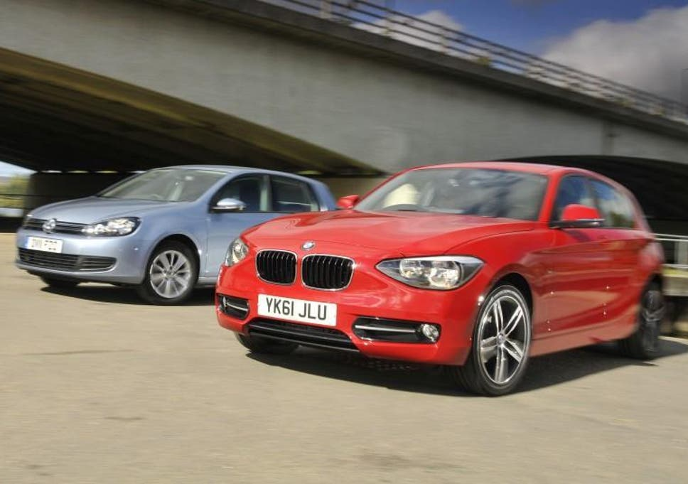 Used Car Dreams Vw Golf V Bmw 1 Series The Independent