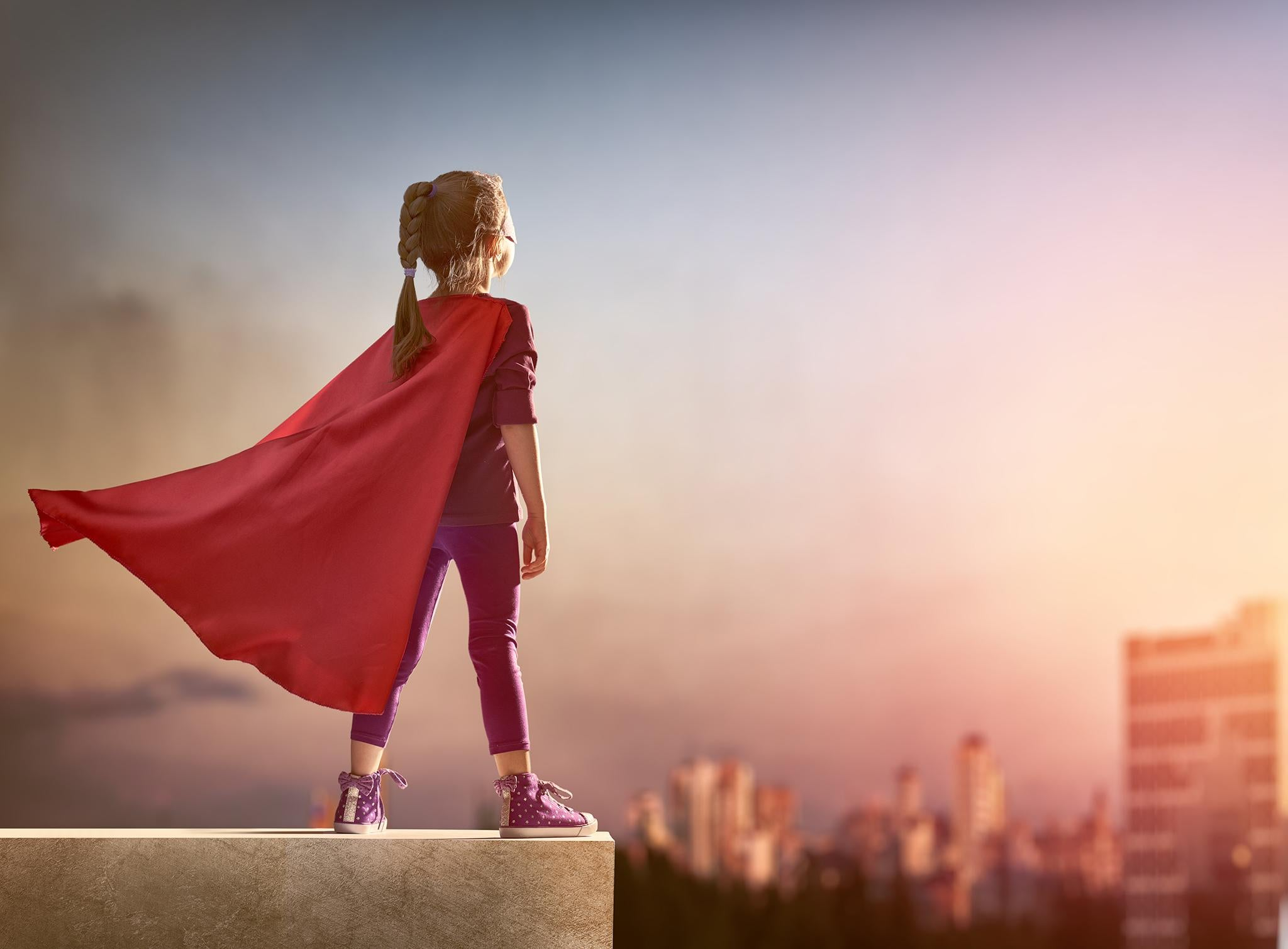 10 things girls need in order to grow up strong and independent, according to a parenting expert