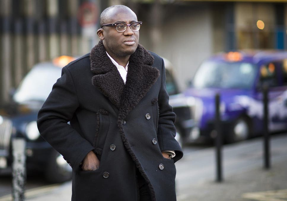 13536f22e67 Edward Enninful  Who is British Vogue s first black editor