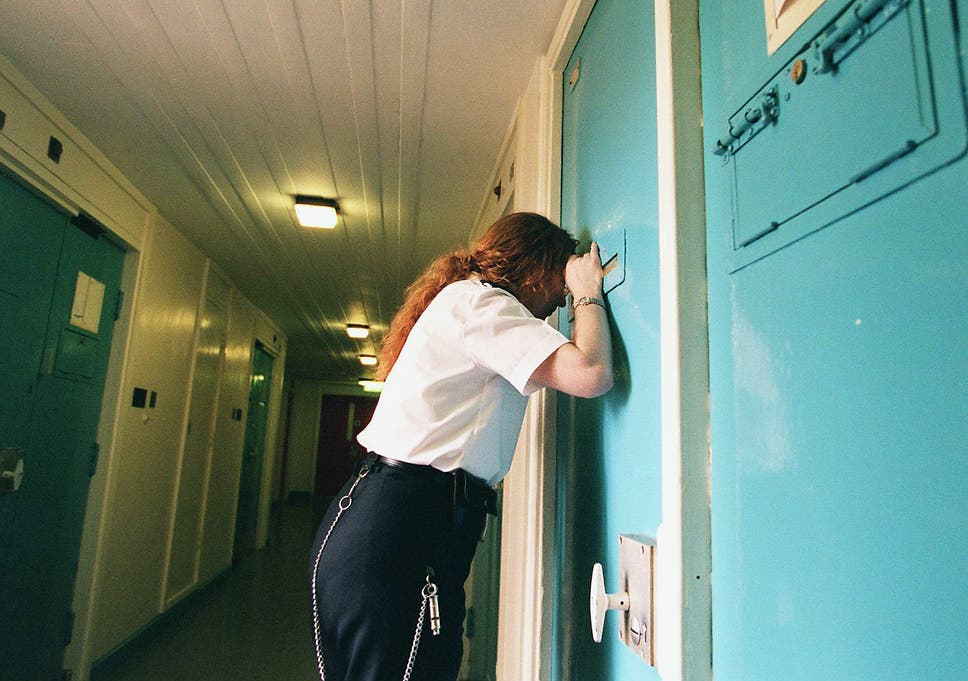 Prison officers are being sought for behaviour roles with young people
