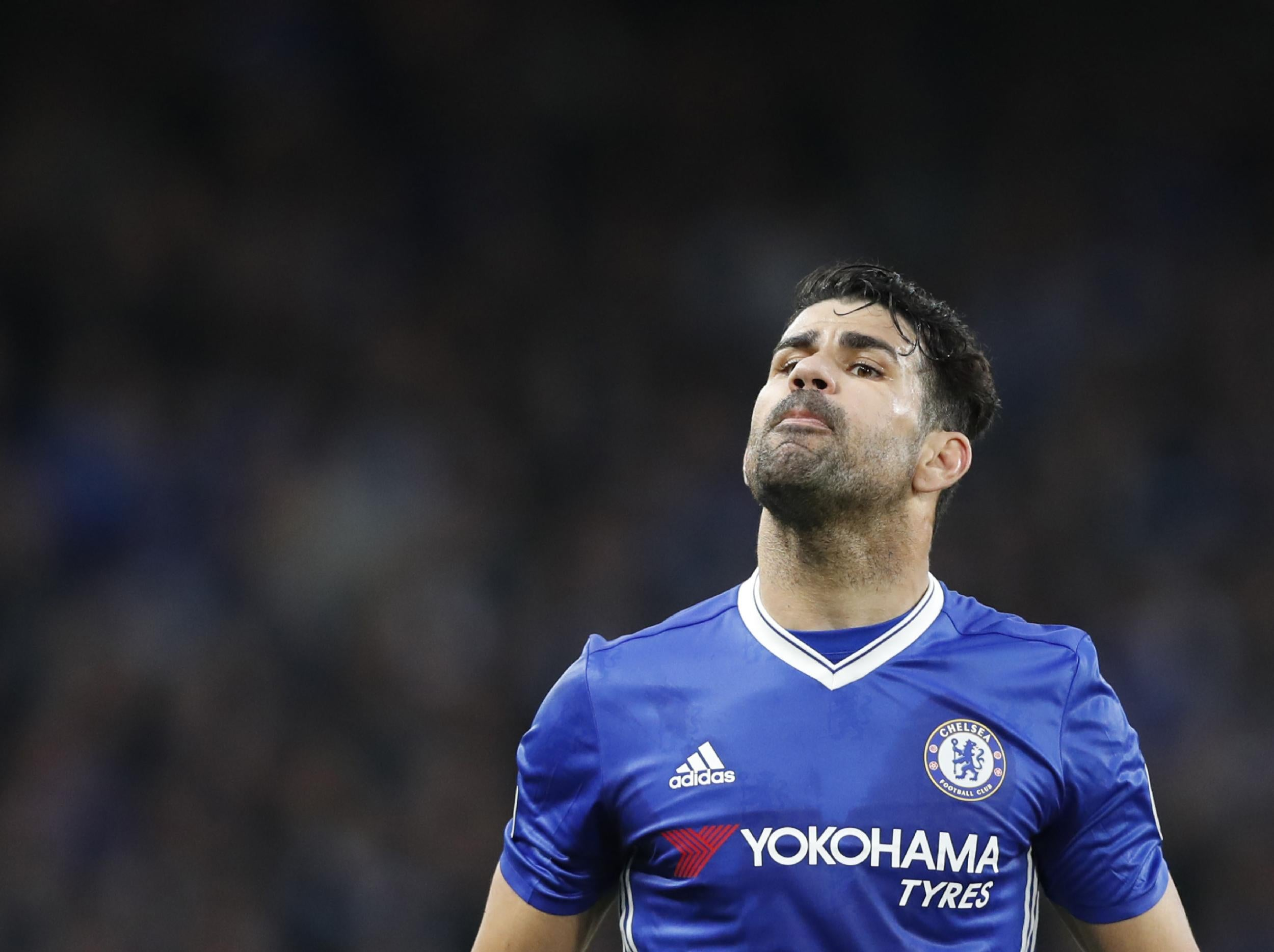 Diego Costa admits he 'could be leaving' Chelsea and backs Everton's Romelu Lukaku to replace him