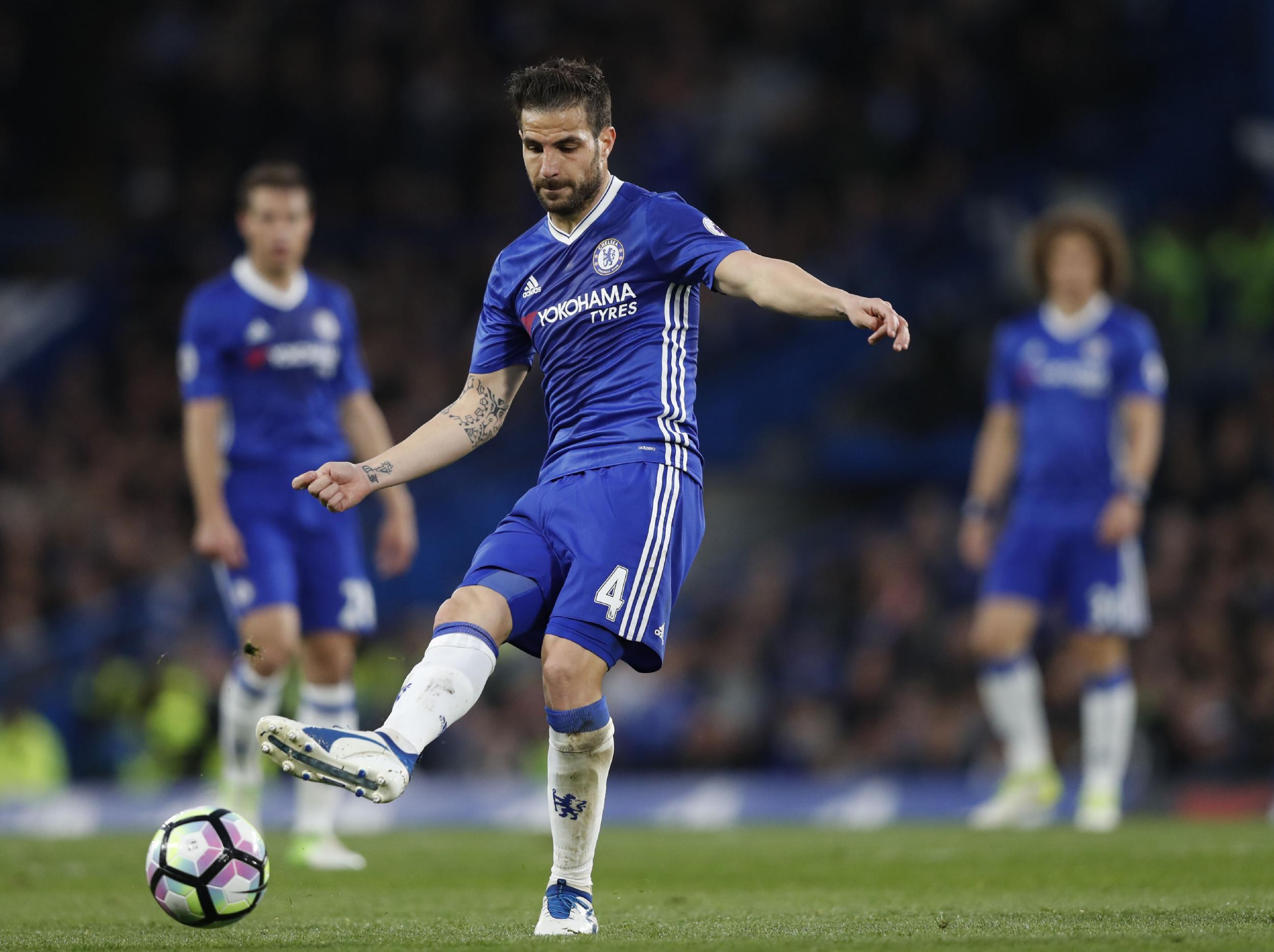 Cesc Fabregas hails his finest season of his Chelsea career