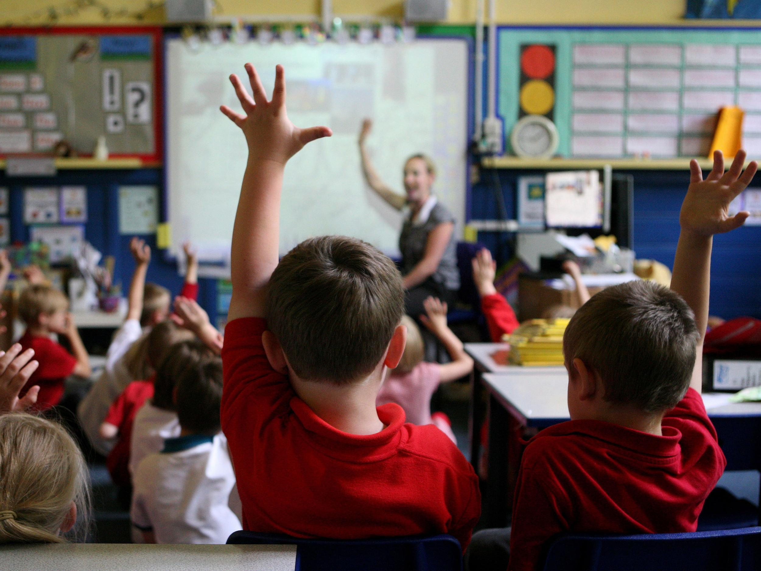 Many schoolchildren don't think women can be builders, footballers or lorry drivers, survey finds