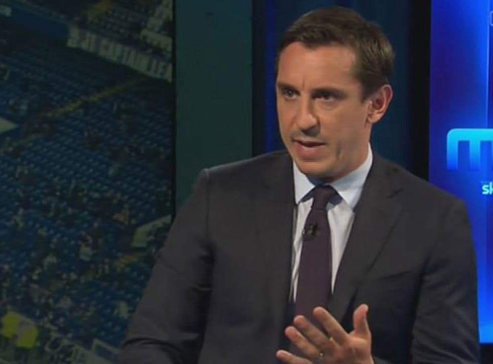 Neville defended Mourinho and expects he will do better next season with more of his own players