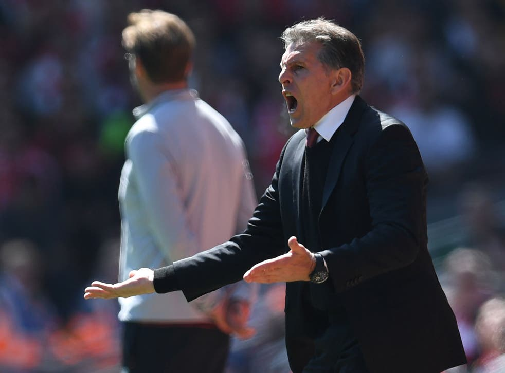 Puel is unlikely to keep his job at St. Mary's