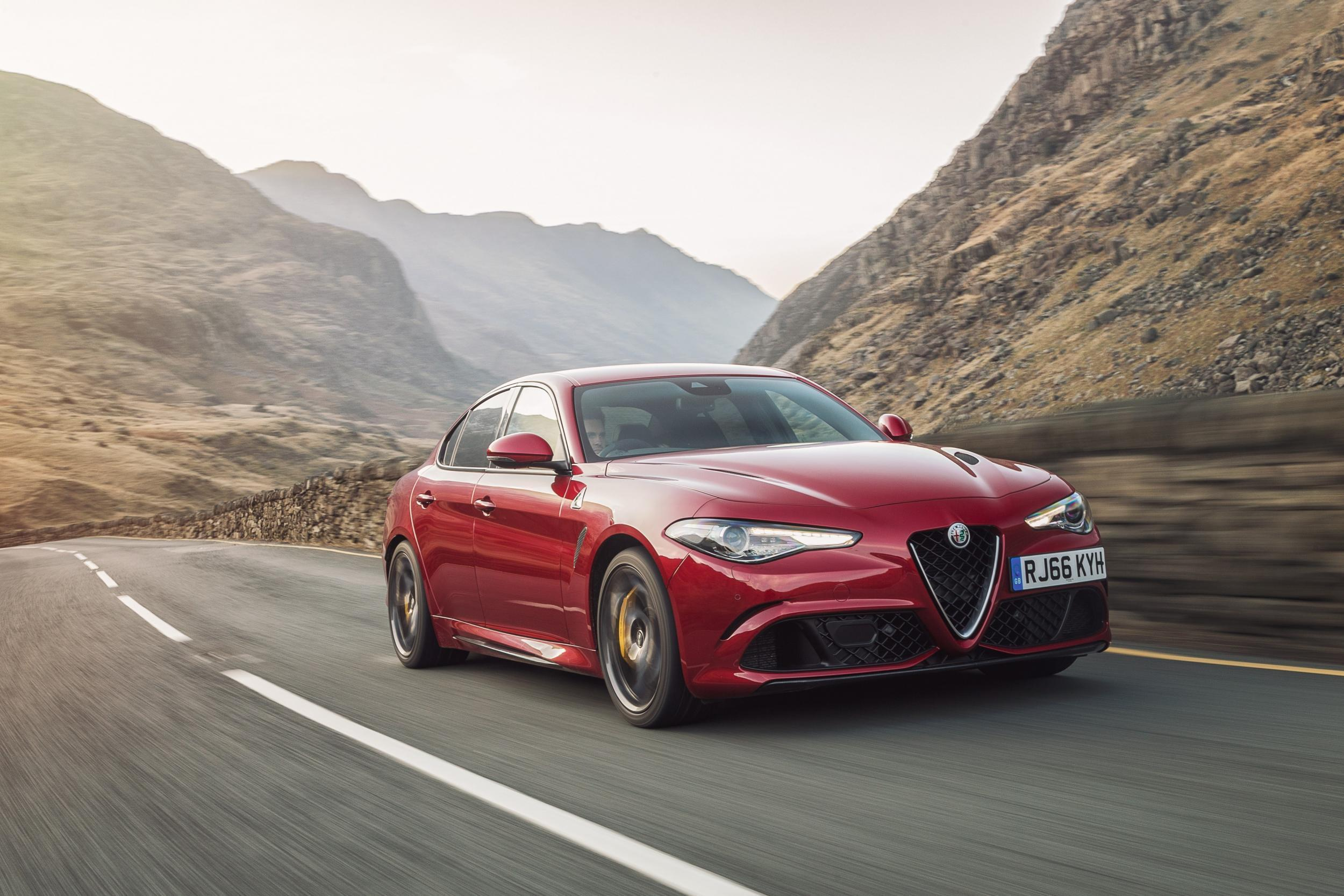 2018 Alfa Romeo Giulia Quadrifoglio review The