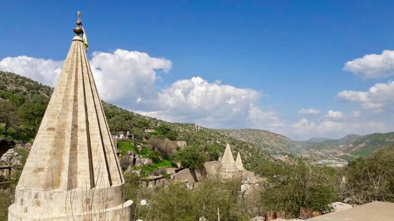 Inside Lalish, the heart of the Yazidi faith | The Independentindependent_brand_ident_LOGOUntitled